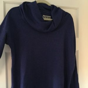 Marc New York Performance cowl neck sweatshirt